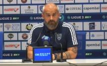 Le SC Bastia se sépare de Mathieu Chabert