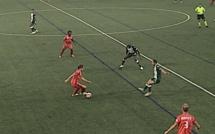 Football National : trop de largesses coûtent la victoire au FCBB face au Red Star
