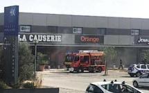 Furiani : des gaz anti-effraction déclenchent une alerte incendie