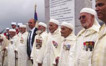 Libération de la Corse : L'hommage aux Goumiers à Teghime