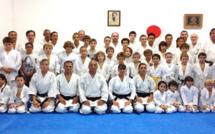 Karaté : Hidetoshi Nakahashi accueille les nouvelles générations