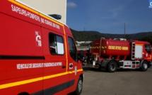 Ajaccio : deux blessés dont un grave dans un accident