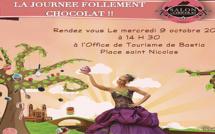 Bastia : Une journée follement chocolat