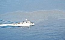 Mini-pollution dans le golfe d'Ajaccio