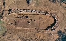 Un village fortifié de l'âge du Bronze découvert à Sartène