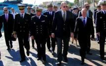 France, Italie, Espagne et Monaco unies dans la lutte contre la pollution maritime