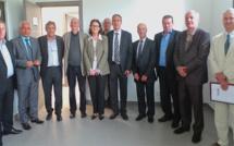 Bastia : L'incubateur Inizià dans ses locaux