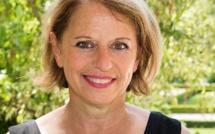 Brigitte Bourguignon, ministre déléguée chargée de l'Autonomie, en Corse-du-Sud lundi
