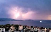 La météo du jeudi 14 octobre 2021 en Corse