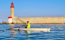 Borgo : «J'aime ma mer - 30 heures en Méditerranée »,  le défi écolo et sportif de Loïc Paris