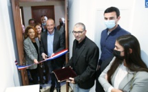 Des hébergements d'urgence inaugurés à Ajaccio