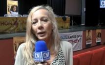 """""""Le Téléthon a tout changé"""" : la chercheuse France Pietri-Rouxel en Corse pour présenter les victoires de la recherche"""
