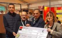 Le Rotary Club de Bastia toujours aux côtés de la Ligue contre le cancerde Haute Corse