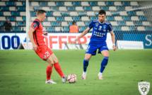 Football Ligue 2 : le Sporting domine en vain Grenoble (0-0)