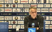 """Régis Brouard (SC Bastia) : """"on fera l'état des lieux dans 2 ou 3 matches"""""""