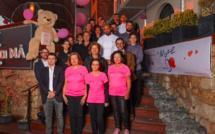 Lumio : l'hôtel A Casa Di Mà récolte 15 570 € pour la Marie Do