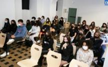 La Sauvegarde de l'Art Français à Ajaccio : 10 000 € aux élèves du Lycée Fesch pour restaurer l'œuvre de leur choix