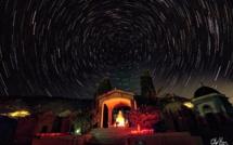 La photo du jour : filé d'étoiles circumpolaires au-dessus de A Madonuccia