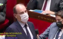 """Détention de Pierre Alessandri : pas de """"vengeance de l'Etat"""" pour Castex"""