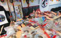 Trafic de biens archéologiques en Corse : sept personnes interpellées