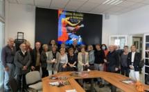 L'équipe de l'édition 2021 des Rencontres Musicales de Méditerranée