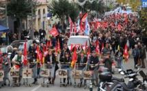 En Corse, la rue reste muette face à l'augmentation du prix des carburants