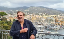 Didier Bourdon à Bastia : « non, je ne vais pas construire en Corse, mais j'aimerai y revenir plus souvent »