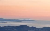 La météo du samedi 23 octobre 2021 en Corse