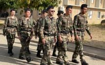 VIDEO - Les futurs gendarmes réservistes en formation à Borgo