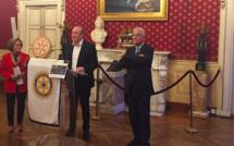 Ajaccio : deux Rotariens distingués