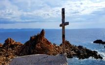 La photo du jour : face à la mer, A Madonuccia di Capu di Muru