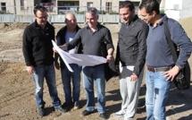 Marché couvert de Migliacciaru : Une réunion de chantier de haute technicité