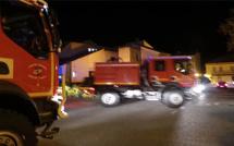 Violent incendie à Brando : Plusieurs maisons évacuées