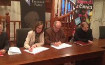 Renouvellement du partenariat entre l'université de Corse et la Caisse des Dépôts