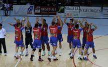 Le GFCA Volley Ball rate son pari mais ne démérite pas pour autant !