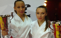 Karaté : Deux jeunes insulaires championnes de France !