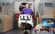 Christophe Santini à l'assaut d'un record du Monde
