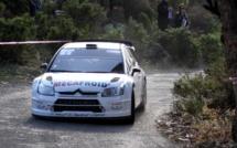 Pascal Trojani mène la danse au Rallye de Balagne