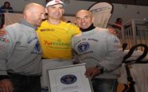 Une édition Téléthon forte en émotion avec le défi remporté de Christophe Santini
