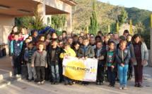 Téléthon : Les élèves de l'école d'Appietto ont récolté 725 €