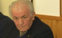 L'Ile-Rousse : Décès de Marcel Acquaviva