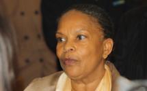 Borgo : Christiane Taubira vient installer la directrice du centre pénitentiaire