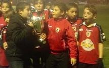 L'AS Furiani, grand vainqueur du tournoi de Noël du FC Calvi