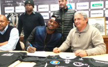 Ligue 2 : Sunday Mba a signé au CA Bastia