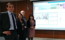 Le nouveau site internet des services de l'Etat en Haute-Corse