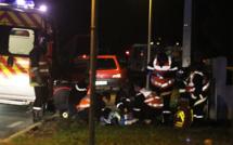 Prunelli-di-Fium'Orbu : Collision moto contre auto. Un blessé grave
