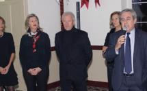 Les vœux de Ange Santini au personnel communal de Calvi