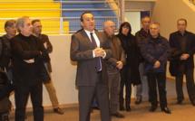 Les vœux à la Communauté de communes de Calvi - Balagne