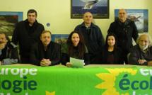 """EELV/AEIV  de Corse : """"Un congrès et des nouvelles instances"""""""