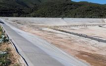 Rogliano : Travaux de réhabilitation du réservoir de Stullone